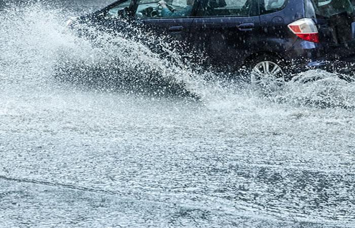 Emergencia por lluvias en nueve municipios de Chuquisaca. Foto: Shutterstock