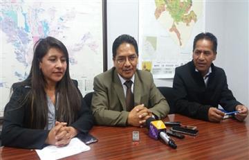 Concejales del MAS exigen revisión del contrato suscrito entre la Alcaldía de La Paz y Tersa