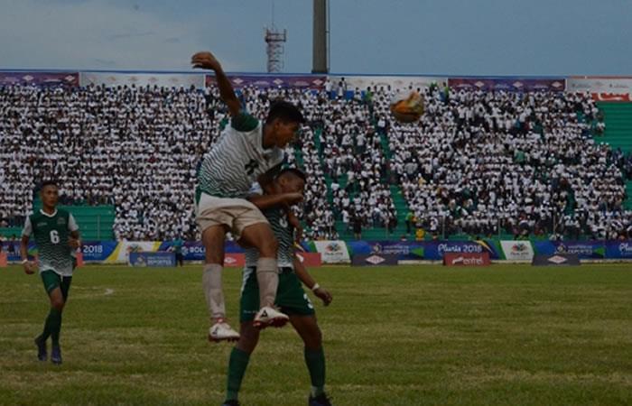 Este año la III fase de los juegos estudiantiles de primaria se disputará en Cobija