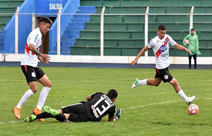 Partidos de la octava jornada del torneo boliviano Apertura. Foto: Twitter
