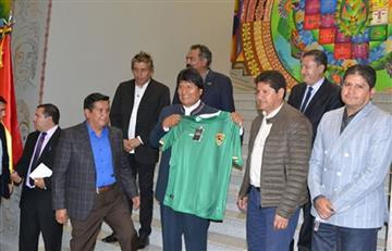 Morales garantiza apoyo para el Sudamericano de Fútbol Sub-15
