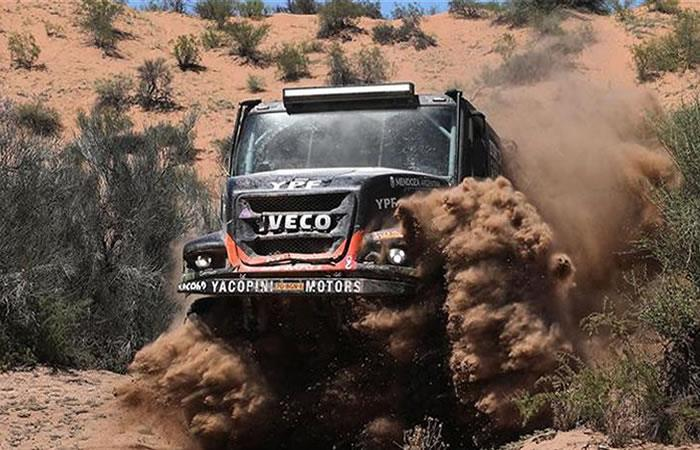 El Rally Dakar busca reinventarse. Foto: Twitter