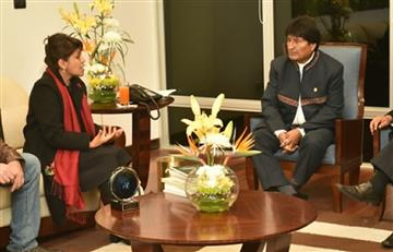 Presidente destaca trabajo de científicos bolivianos