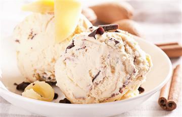 ¿Cómo hacer un helado de canela?