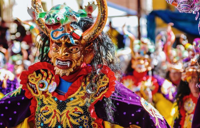 Fiestas sin alcohol en Bolivia. Foto: Shutterstock