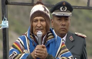 Morales lidera intención del voto para elecciones generales