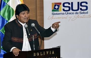 Morales: Norma del SUS no viene del imperio ni del Gobierno, fue construida por el pueblo
