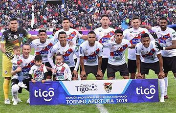 Nacional Potosí logra liderar el campeonato boliviano Apertura