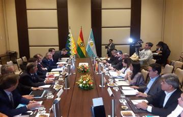 Bolivia y Argentina trabajan acuerdo de reciprocidad en salud