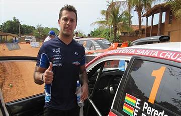 Eduardo 'Happy' Peredo: 'Mi objetivo es ganar el tricampeonato este año'