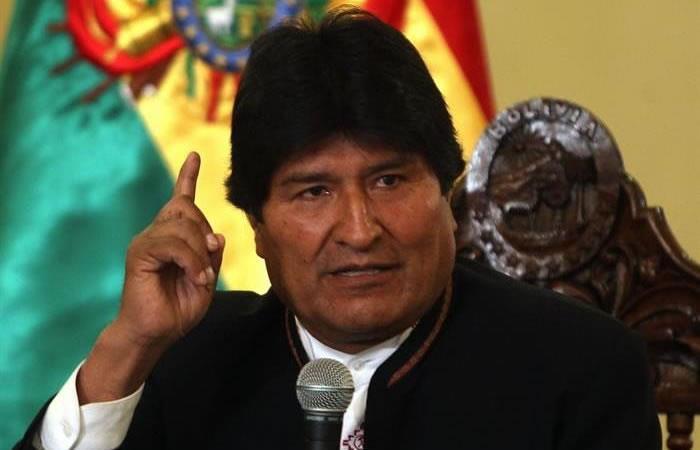 Morales dice que solo busca evitar un enfrentamiento en América Latina. Foto: EFE