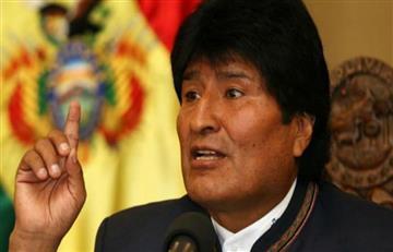 """Presidente Morales felicitó a Venezuela por defender su """"soberanía y dignidad"""""""