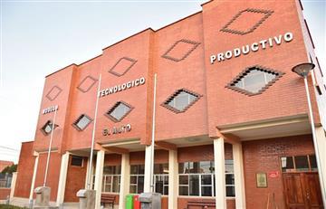 Nuevo Módulo Tecnológico Productivo de El Alto ofertará ocho especialidades