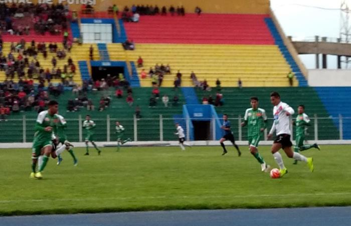 Nacional Potosí continúa invicto y líder en el Torneo Apertura