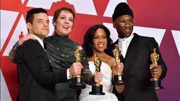 Green Book deslumbra en los Premios Oscar 2019