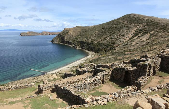 Misterios del Lago Sagrado de Los Andes. Foto: Shutterstock.