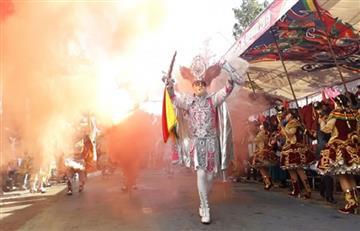 """""""Auténtica Diablada"""" abre Carnaval de Oruro"""