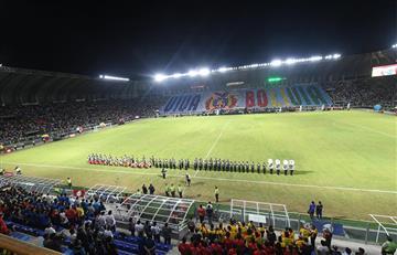 Presidentes de Bolivia y Paraguay esperan acoger el Mundial 2030