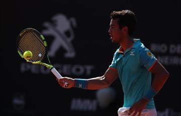 Dallien quedó eliminado del ATP 250 de Sao Pablo