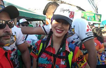 ¡Pura rumba! Calles de Santa Cruz se llenaron de alegría carnavalesca