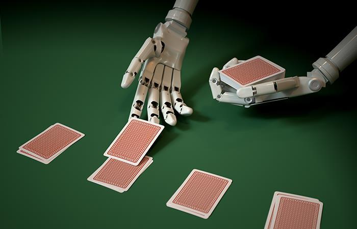 El Pentágono compra un robot que juega al póquer por 10 millones de dólares
