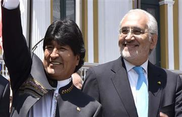 Evo Morales y Carlos Mesa empatan en intención de voto