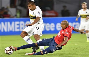 Wilstermann y Boca Juniors empatan 0-0 por la copa libertadores