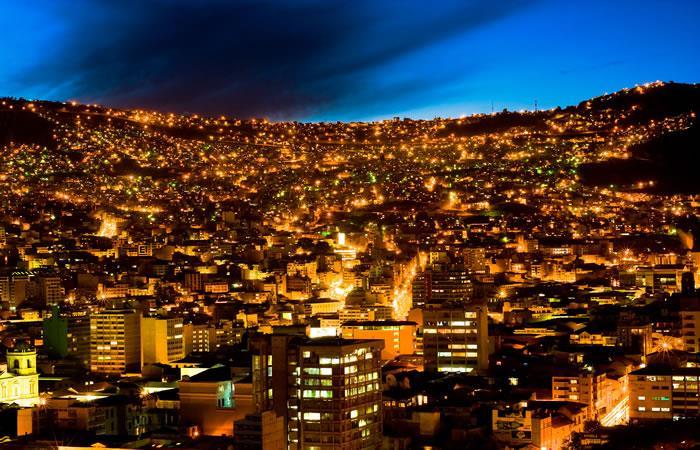 Lugares para visitar en una noche en La Paz. Foto: Shutterstock