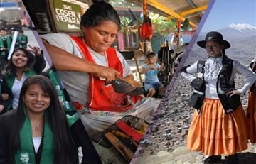 Presidente Morales dice que se avanzó mucho en la inclusión de la mujer en la vida política
