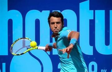 ¡El 'Tigre' Dellien, campeón del Challenger de Santiago!