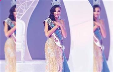 Líos de agresión 'salpican' a Miss Bolivia Mundo 2018
