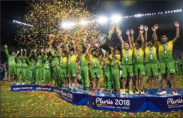 Pando estrenará piscina olímpica en los Juegos Estudiantiles Plurinacionales 2019