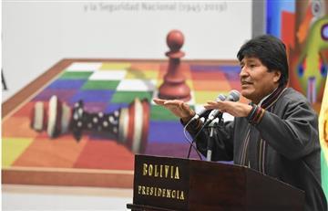 """Evo apareció como """"dictador"""" en un documento de una entidad boliviana"""