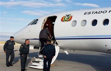 ¿Para qué viaja Morales a Viena y Atenas?