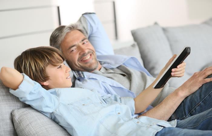 Comparte tiempo de calidad con tu padre en su día, es la mejor inversión. Foto: Shutterstock.