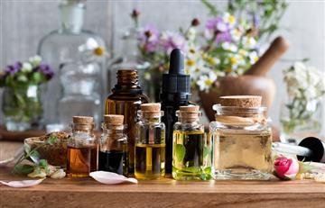 Extractos de flores y aceites esenciales perfectos para el cuidado de tu piel