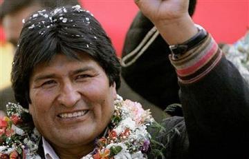 """Morales: """"el voto en las elecciones son para el pueblo y las futuras generaciones"""""""