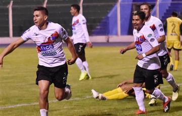 Nacional Potosí y Zulia juegan por la Copa Sudamericana