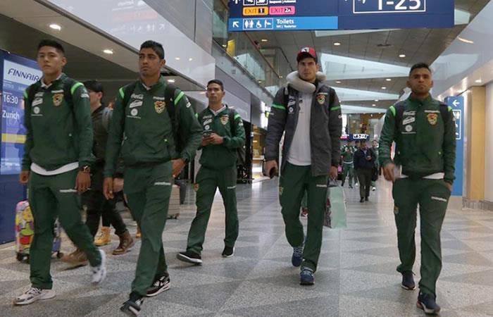 Bolivia se prepara para sus amistosos con Corea y Japón