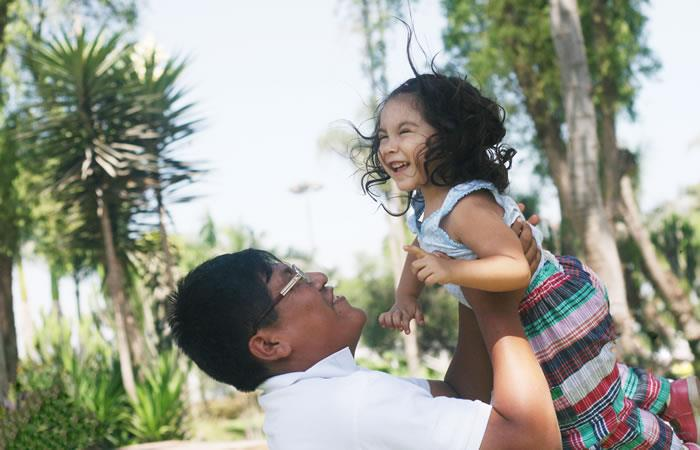 ¡Felicitaciones a todos los padres bolivianos!. Foto: Shutterstock