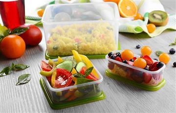 ¡Cuidado! Estas son las comidas que nunca deberías guardar en un recipiente de plástico