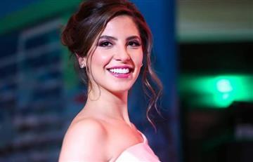 Ana Fabiola se lesionó tobillo y sale del Miss Cochabamba