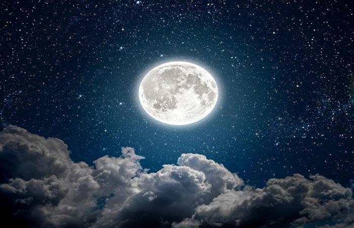 El evento lunar se hará visible en el cielo de Bolivia. Foto: Shutterstock.