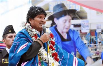 Evo Morales plantea medida para prevenir enfermedades