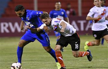 1-0 pierde Nacional Potosí ante Zulia
