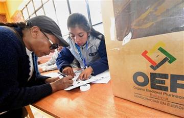 Tribunal Electoral determina fecha para las elecciones generales