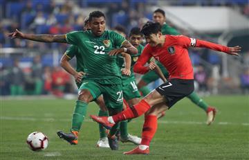 Corea del Sur derrota a Bolivia 1 a 0 en partido amistoso