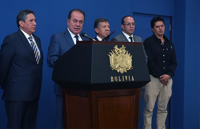 Espaldarazo al plan de desarrollo propuesto por Morales