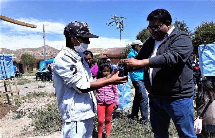 Ministerio del Medio Ambiente advierte la presencia de tres represas cerca al nuevo relleno sanitario en La Paz