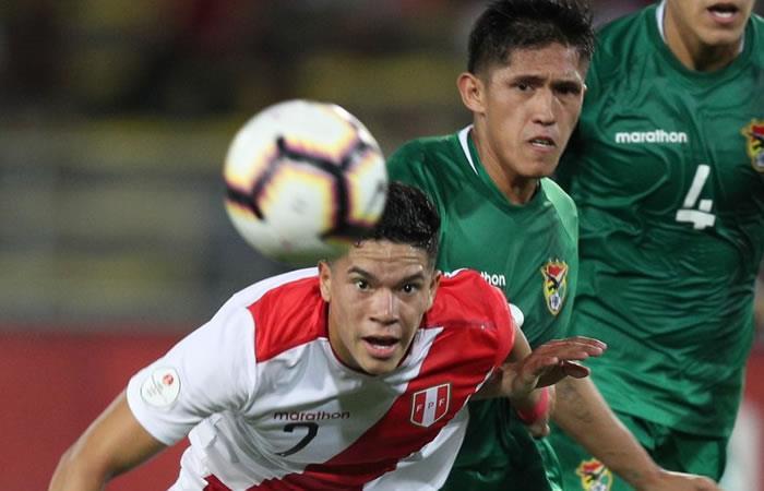 Bolivia pierde y queda fuera del Sudamericano Sub 17